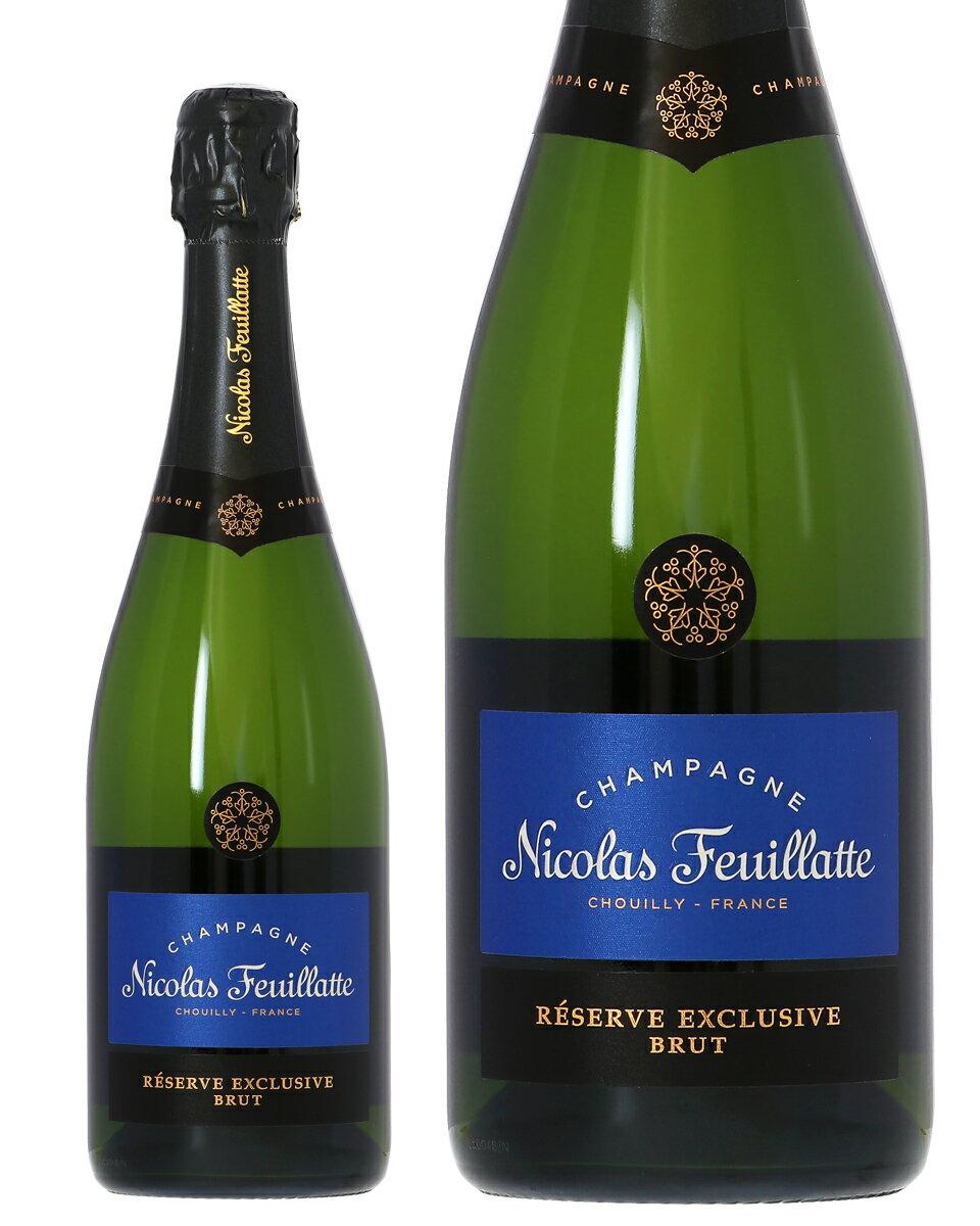【あす楽】 ニコラ フィアット ブリュット レゼルブ 750ml シャンパン シャンパーニュ フランス