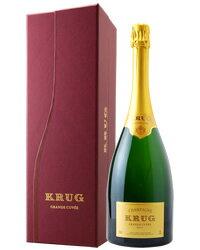 クリュッグ グランド キュヴェ マグナム 正規 箱付 1500ml 他商品と同梱不可 シャンパン シャンパーニュ フランス