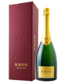 【包装不可】 クリュッグ グランド キュヴェ マグナム 箱付 1500ml 正規 シャンパン シャンパーニュ フランス