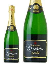【あす楽】 ランソン ブラックラベル ブリュット 750ml 並行 シャンパン シャンパーニュ フランス