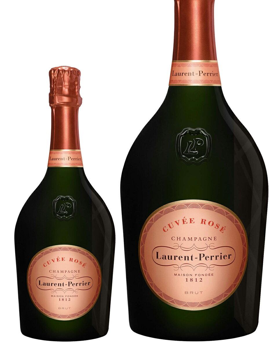 【包装不可】 ローラン ペリエ(ローラン・ペリエ) キュヴェ ロゼ 750ml 並行 シャンパン シャンパーニュ フランス