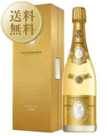 【送料無料】 ルイ ロデレール(ルイ・ロデレール) クリスタル 2008 箱付 750ml 並行 シャンパン シャンパーニュ フランス