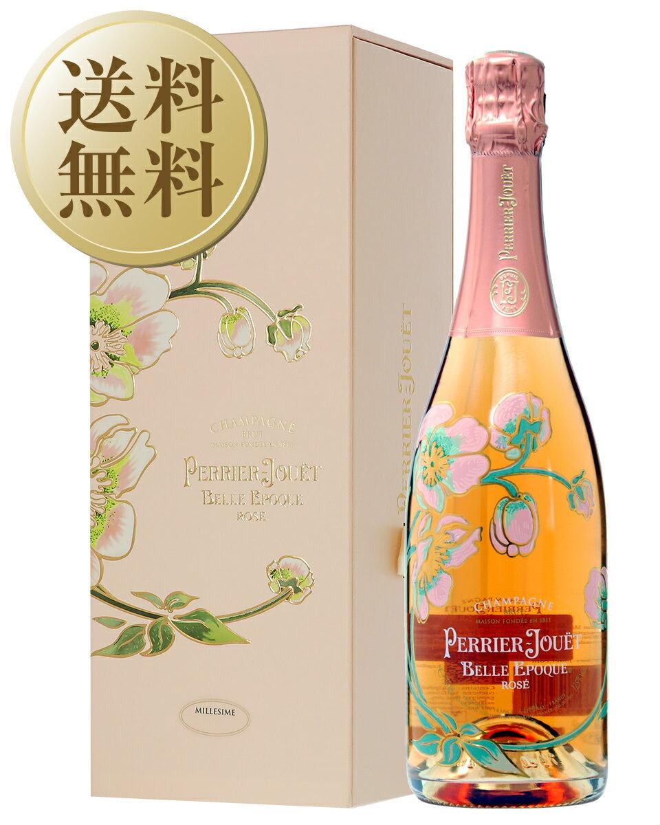 【送料無料】 ペリエ ジュエ キュヴェ(キュベ) ベル エポック(ベル・エポック) ロゼ 2006 750ml 並行 シャンパン シャンパーニュ フランス