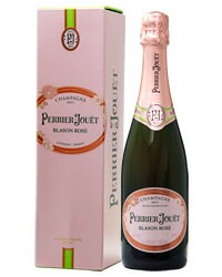 【あす楽】 ペリエ ジュエ(ペリエ・ジュエ) ブラゾン ロゼ 箱付 750ml 正規 シャンパン シャンパーニュ フランス