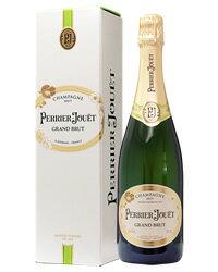 【あす楽】 ペリエ ジュエ(ペリエ・ジュエ) グラン ブリュット(グラン・ブリュット) 箱付 750ml 正規 シャンパン シャンパーニュ フランス
