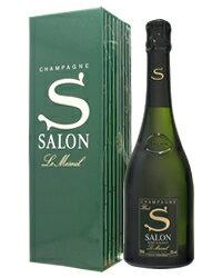 シャンパーニュ サロン ブラン ド ブラン ブリュット 2006 箱付 750ml 正規 シャンパン シャンパーニュ フランス