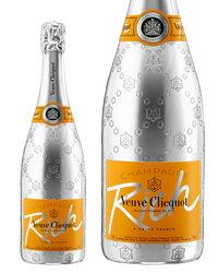 ヴーヴ クリコ(ヴーヴ・クリコ)(ヴーヴクリコ)(ブーブクリコ) リッチ 750ml 正規 シャンパン シャンパーニュ フランス