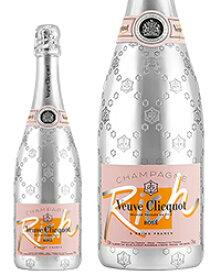 【あす楽】 ヴーヴ クリコ(ヴーヴ・クリコ)(ヴーヴクリコ)(ブーブクリコ) リッチ ロゼ 750ml 正規 シャンパン シャンパーニュ フランス