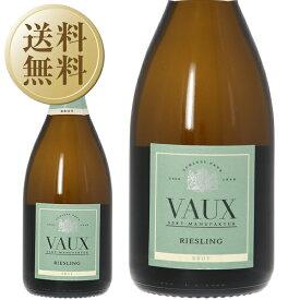 【今月の送料無料ワイン】 シュロス ヴォー リースリング ゼクト ブリュット 2018 750ml スパークリングワイン ドイツ
