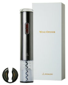未来堂 オリジナル 電動ワインオープナー ギフトボックス入り winegoods ワイン(750ml)11本まで同梱可