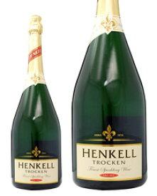 【包装不可】 ヘンケルトロッケン ドライセック ダブルマグナム 3000ml 正規 スパークリングワイン