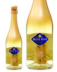 【あす楽】 ブルーナン ゴールド エディション 750ml ドイツ スパークリングワイン