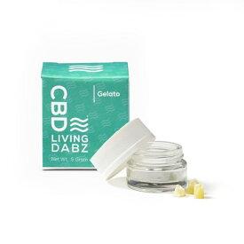 【20%OFFクーポン有】CBD DABZ 固形ワックス CBD91.4% 0.5g CBD Livingオイル