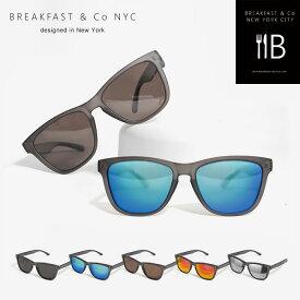 セ)\クーポンで¥4,800★3日間限定/ BREAKFAST & Co NYC designed in New York サングラスsunglass