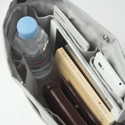 \スーパーSALE限定★25%OFFクーポン/ClaudeSACクロードバッグインバッグ/ポシェット日本製エルベシャプリエロンシャンなどのシンプルなバッグの荷物整理に!