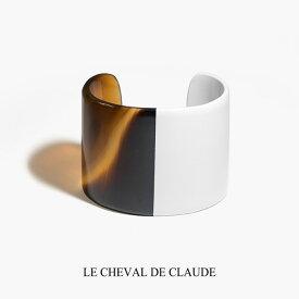 【OUTLET】 LE CHEVAL DE CLAUDE クロード元町 BIJOUX H バッファローバングル