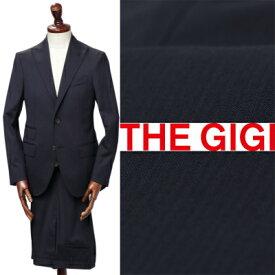 THE GIGI / ザ ジジ / DEGAS2 ALP ウール 2B シングル スーツ / ネイビー / degas2alp-na 100