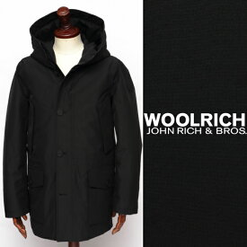 WOOL RICH / ウールリッチ / GTX MOUNTAIN PARKA / ゴアテックス / ダウンコート / ブラック woou0387-bl 100