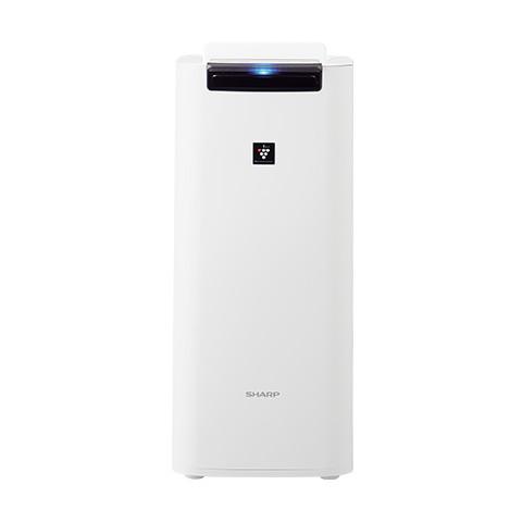 KI-HS50-W シャープ 加湿空気清浄機 スリム・コンパクトサイズ加湿空気清浄機  プラズマクラスター25000