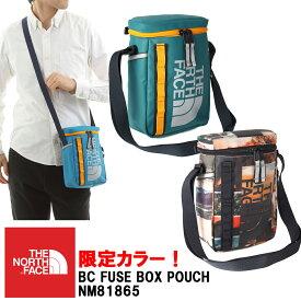 ザ・ノースフェイス/THE NORTH FACEBC Fuse Box Pouch「BCヒューズボックスポーチ」「NM81615」 限定カラー!日本正規代理店商品【あす楽対応_関東】ノースフェイス