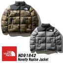 ザ・ノースフェイス/THE NORTH FACENovelty Nuptse Jacket ノベルティーヌプシジャケット「ND91842」 2019秋冬新色!…