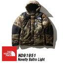 ザ・ノースフェイス/THE NORTH FACENovelty Baltro Light Jacket ノベルティーバルトロライトジャケット「ND91951」 ...