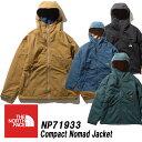 ザ・ノースフェイス/THE NORTH FACECompact Nomad Jacket コンパクトノマドジャケット「NP71933」 2019秋冬新色!日本…