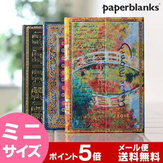 Schedule book 2017 paperblanks mini spread started week 11 / 2017 PAPERBLANKS diaries diary journals fashion Handbook book retro popular diary