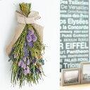 ドライフラワー スワッグ ベルフルール ジョリー BELLES FLEURS JOLIE 花束 おしゃれ ギフト スワッグ クリスマス プレゼント 新築祝い 引越し祝い ブーケ 結婚祝い 北欧 開店祝い 開業祝い 内祝い 玄関 インテリア 花