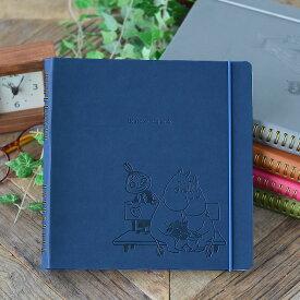 家計簿 ハウスキーピングブック ムーミン ハイタイド HIGHTIDE ノート メモ 年間収支 MM089 管理 ダイアリー 手帳 簡単 かわいい ポケット シンプル マンスリー おしゃれ キャラクター 節約 袋分け 大きい