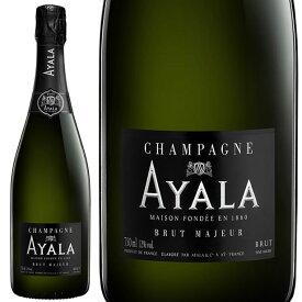 NV アヤラ ブリュット マジュール ハーフサイズ 正規品 シャンパン 辛口 白 375ml AYALA Brut Majeur NV demi