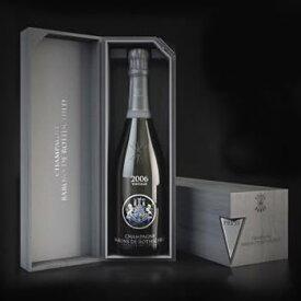 バロン・ド・ロスチャイルド・ブラン・ド・ブラン・ヴィンテージ[2006]化粧箱入[正規品] シャンパン/辛口/白 [750ml]