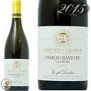 2015 シャブリ グラン クリュ ヴォーデジール ジョセフ ドルーアン 白ワイン 辛口 750ml Joseph Drouhin Chablis Grand Cru Vaudesir