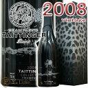 2008 テタンジェ コレクション セバスチャン サルガド ギフトボックス シャンパン 辛口 白 750ml Taittinger collection Sebastiao Salgado BOX 2008