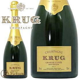 エディション 160 NV クリュッグ グランド キュヴェ シャンパン 辛口 白 750ml Krug Grande Cuvee Edition 160