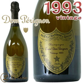 1993 ドン ペリニヨン モエ エ シャンドン シャンパン 白 辛口 泡 750ml Moet& Chandon Dom Perignon 1993