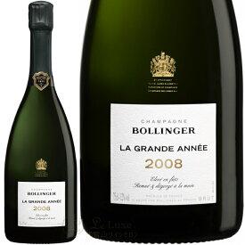 2008 グラン ダネ ブラン ボランジェ 正規品 シャンパン 辛口 白 750ml BBollinger La Grande Annee