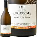 2014 ブルゴーニュ ブラン トロ ボー 正規品 白ワイン 辛口 750ml Tollot Beaut Bourgogne Blanc