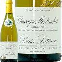 2006 シャサーニュ モンラッシェ プルミエ クリュ レ カイユレ ルイ ラトゥール 白ワイン 辛口 750ml Louis Latour Chassagne Montrachet 1er Cru Les Cailleret