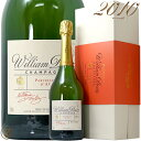 2010 オマージュ ア ウィリアム ドゥーツ ギフトボックス シャンパン 箱入り 辛口 白 750ml Hommage a William Deutz Gift Box