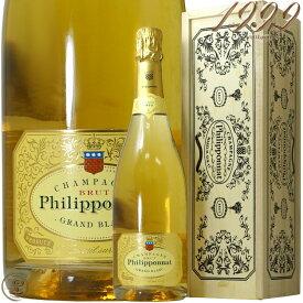 1999 グラン ブラン ブリュット フィリポナ デゴルジュマン2006 Philipponat Grand Blanc Brut 1999 degorgement 2006
