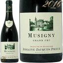 2016 ミュジニー グラン クリュ ジャック プリウール 正規品 赤ワイン 辛口 750ml Domaine Jacques Prieur Musigny Grand Cru