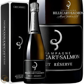 NV ブリュット レゼルヴ ボックス ビルカール サルモン 正規品 シャンパン 辛口 白 750ml Billecart Salmon Brut Reserve NV BOX