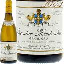 2003 シュヴァリエ モンラッシェ グラン クリュ ドメーヌ ルフレーヴ 白ワイン 辛口 750ml Domaine Leflaive Chevalier Montrachet Grand Cru