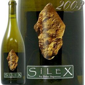 2003 プイィ フュメ シレックス ディディエ ダグノー 白ワイン 辛口 750ml Didier Daguneau Blanc Fume De Pouilly Silex