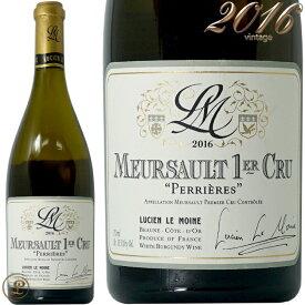 2016 ムルソー プルミエ クリュ レ ペリエール ルシアン ル モワンヌ 正規品 白ワイン 辛口 750ml Lucien Le Moine Meursault 1er Cru Les Perrieres