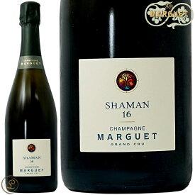 NV17 シャーマン グラン クリュ エクストラ ブリュット マルゲ 正規品 シャンパン 辛口 白 750ml Marguet Shaman 17 Extra Brut Grand Cru