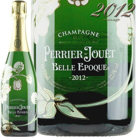 2012 ベル エポック ペリエ ジュエ シャンパン 白 辛口 750ml Perrier Joue Belle Epoque Blanc