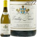 2017 プイィ フュイッセ ドメーヌ ルフレーヴ 正規品 白ワイン 辛口 750ml Domaine Leflaive Pouilly Fuisse
