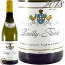 2018 プイィ フュイッセ ドメーヌ ルフレーヴ 正規品 白ワイン 辛口 750ml Domaine Leflaive Pouilly Fuisse